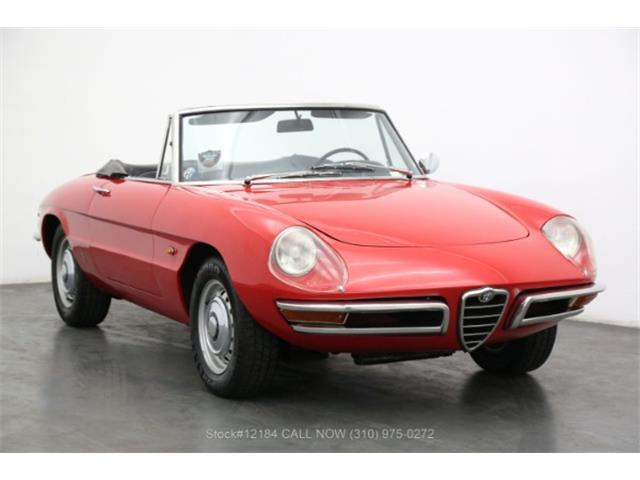 1967 Alfa Romeo Duetto (CC-1360887) for sale in Beverly Hills, California
