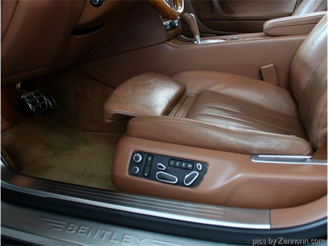 2008 Bentley Continental Flying Spur (CC-1368876) for sale in Addison, Illinois