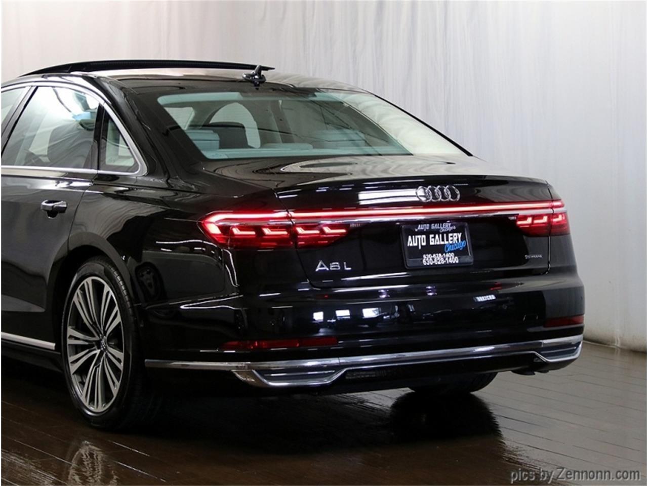 2019 Audi A8 (CC-1368890) for sale in Addison, Illinois