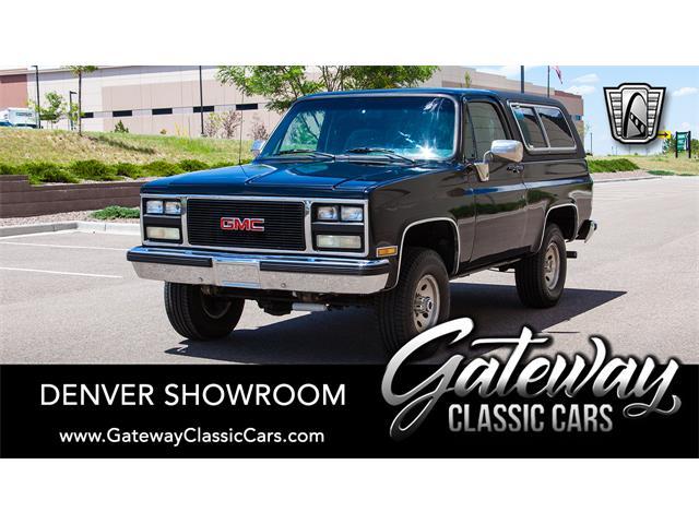 1989 GMC Jimmy (CC-1360089) for sale in O'Fallon, Illinois