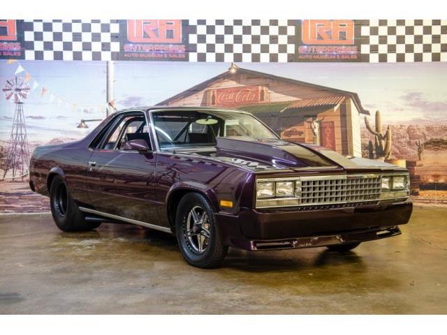 1987 Chevrolet El Camino (CC-1368921) for sale in Bristol, Pennsylvania