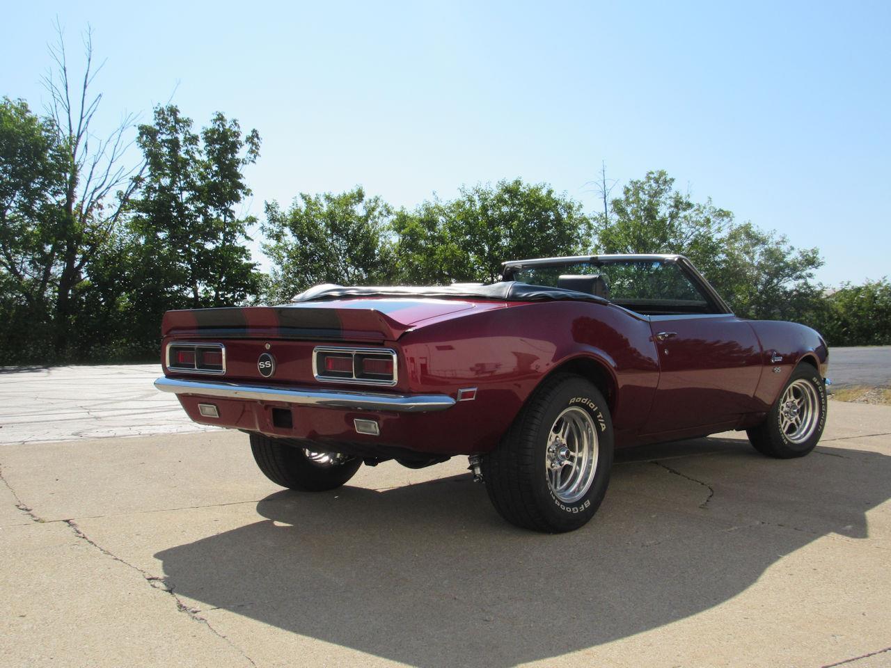 1968 Chevrolet Camaro (CC-1368927) for sale in O'Fallon, Illinois