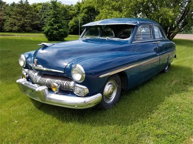 1950 Mercury 2-Dr Coupe (CC-1368934) for sale in New Ulm, Minnesota