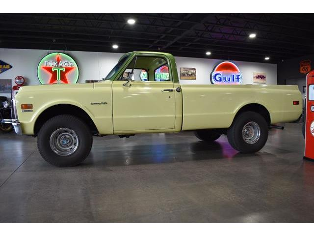 1971 Chevrolet K-10 (CC-1368935) for sale in Payson, Arizona