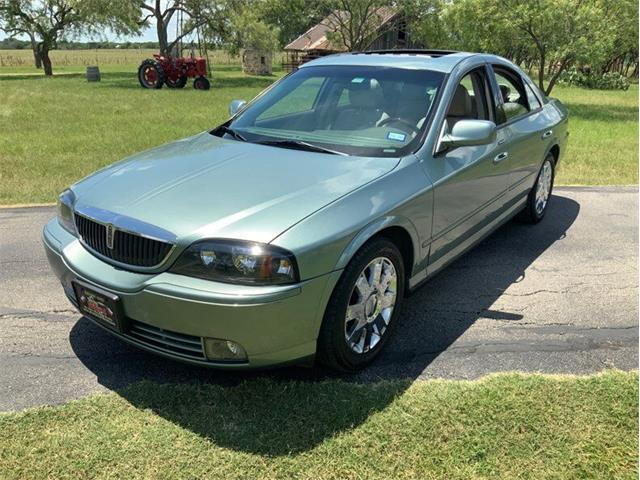 2004 Lincoln LS (CC-1360894) for sale in Fredericksburg, Texas