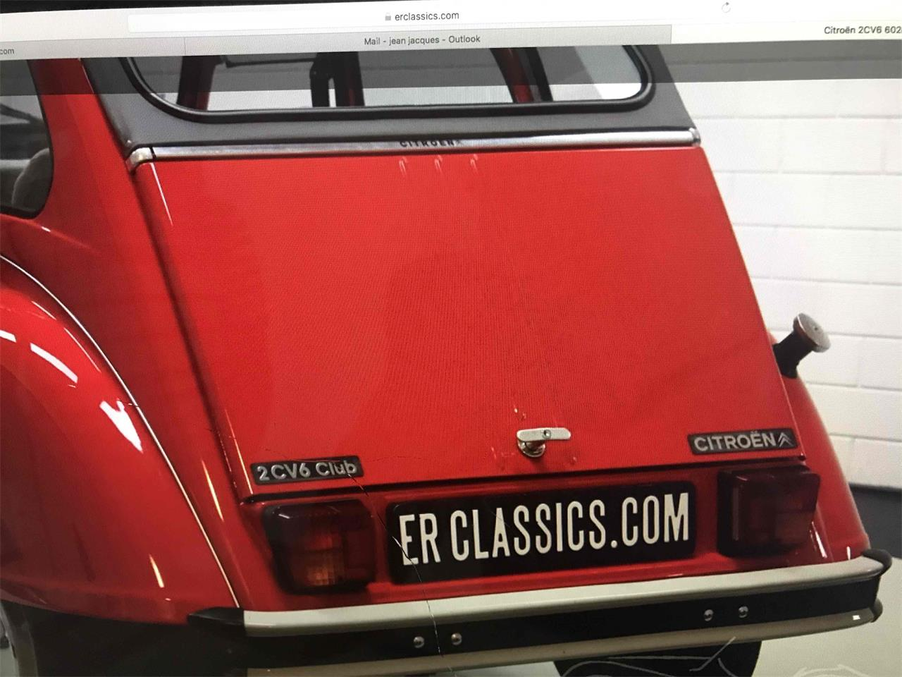 1985 Citroen 2CV (CC-1368973) for sale in Haymarket, Virginia