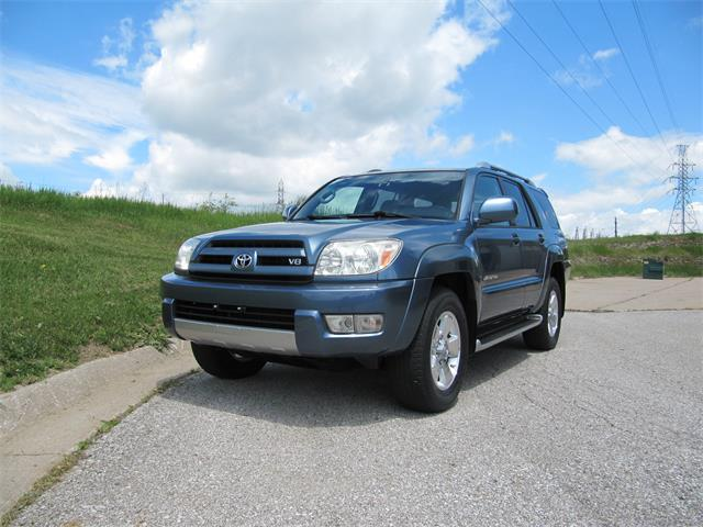 2003 Toyota 4Runner (CC-1368989) for sale in Omaha, Nebraska
