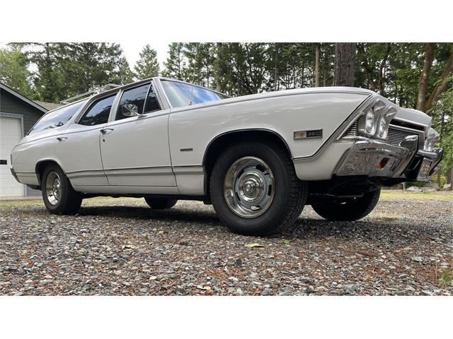 1968 Chevrolet Chevelle (CC-1369012) for sale in Grants Pass, Oregon