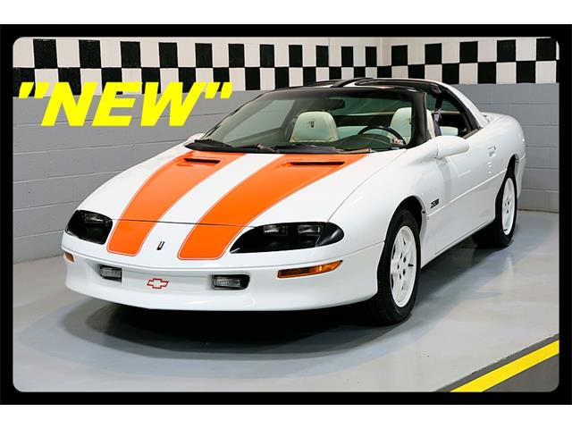 1997 Chevrolet Camaro Z28 (CC-1369015) for sale in Old Forge, Pennsylvania