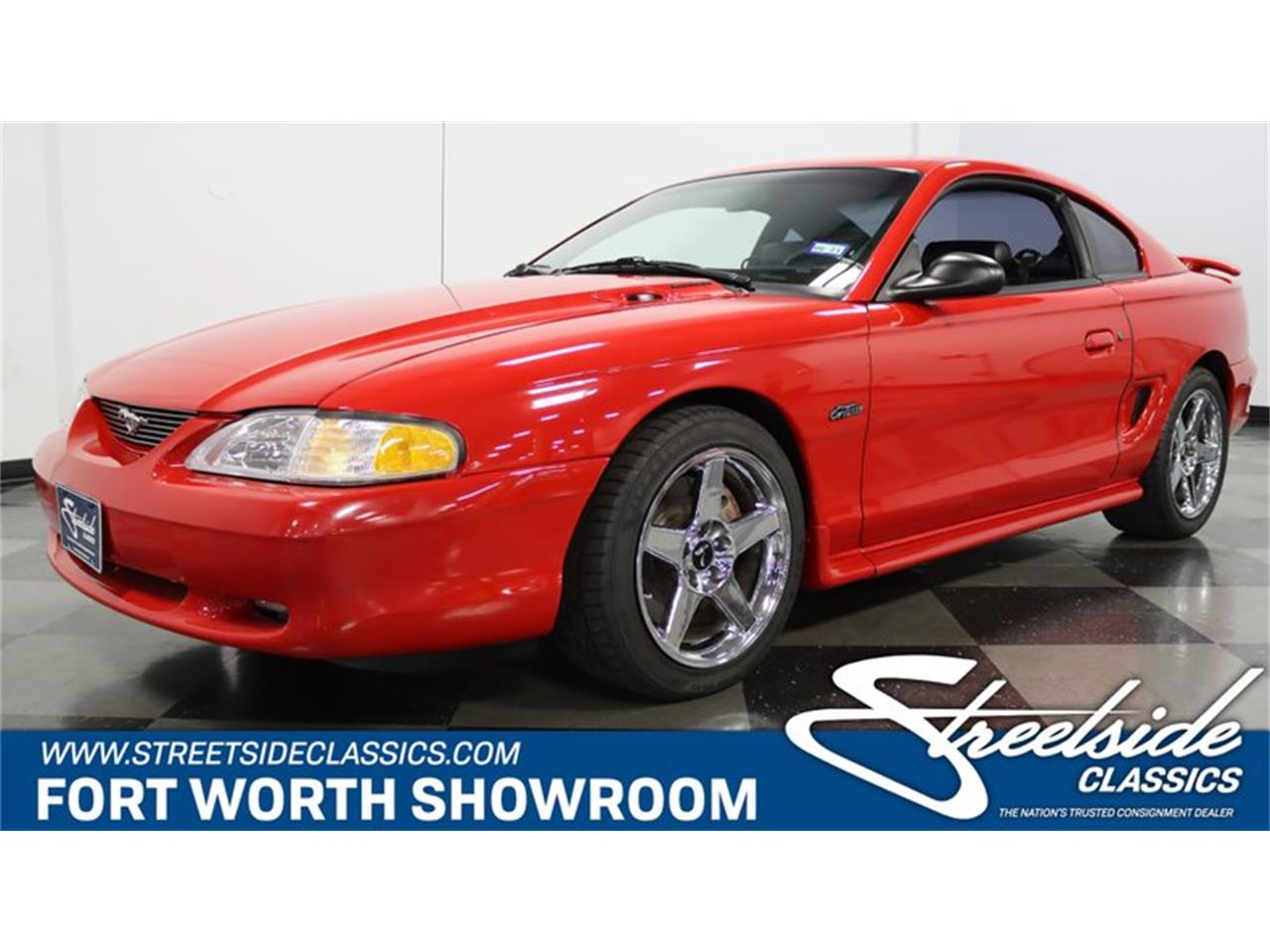 1997 Ford Mustang For Sale Classiccars Com Cc 1369027