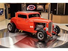 1932 Ford 3-Window Coupe (CC-1369042) for sale in Plymouth, Michigan