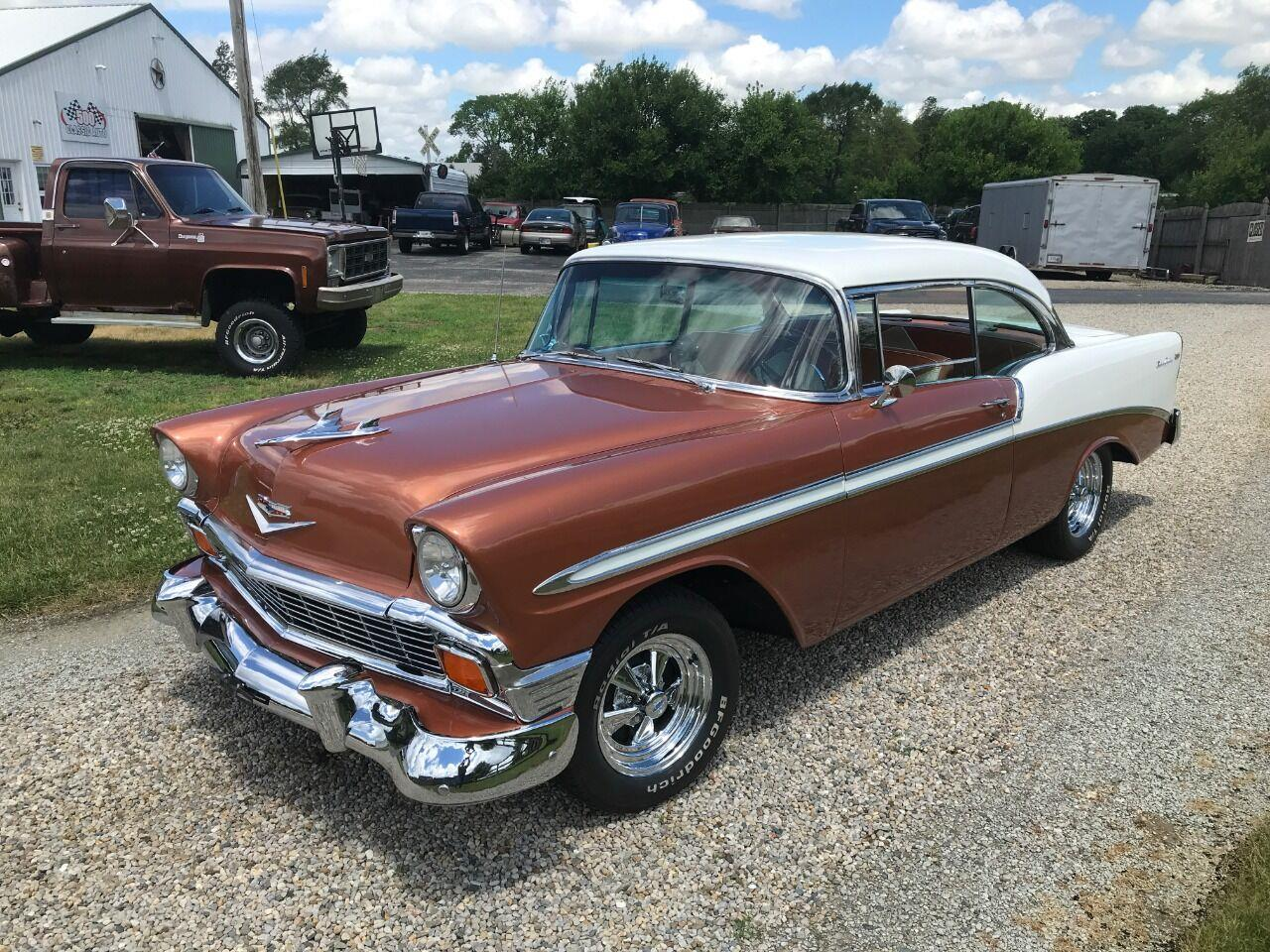 1956 Chevrolet Bel Air (CC-1360905) for sale in Knightstown, Indiana