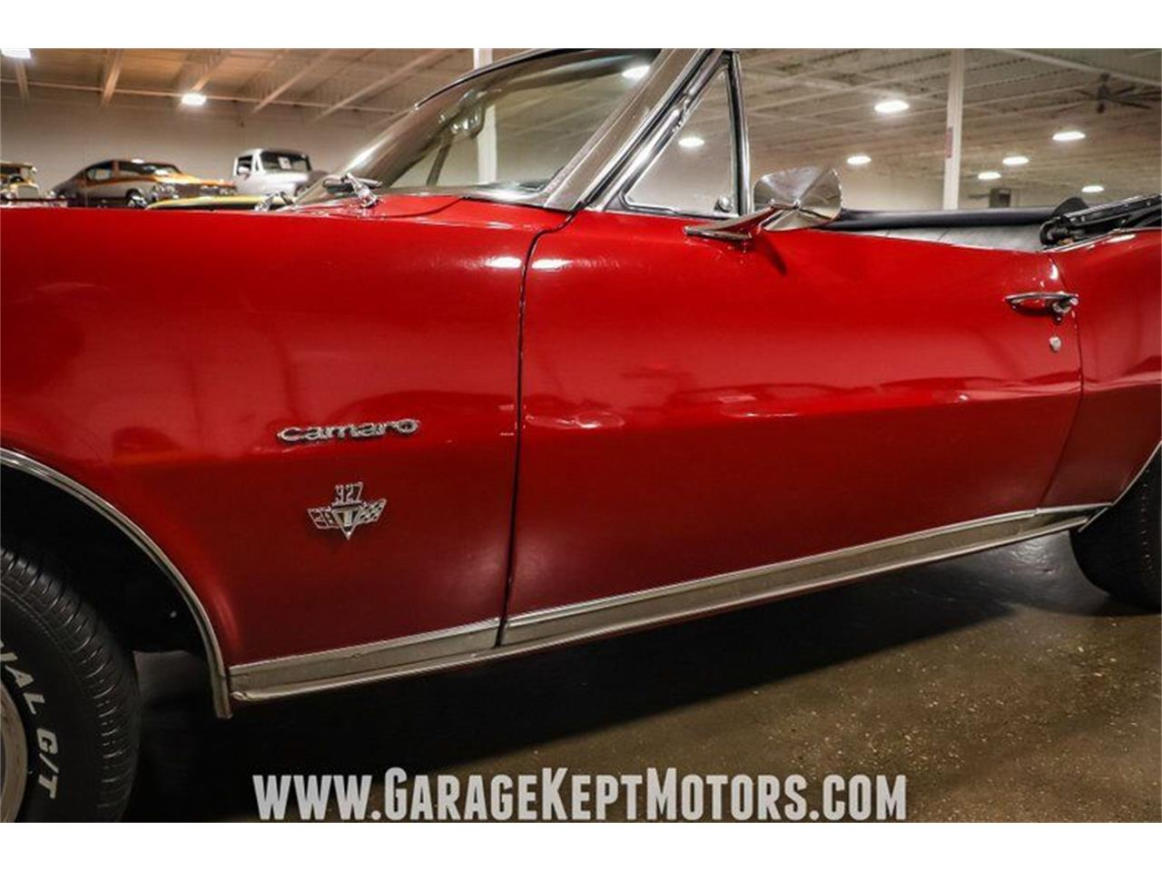 1967 Chevrolet Camaro (CC-1369050) for sale in Grand Rapids, Michigan
