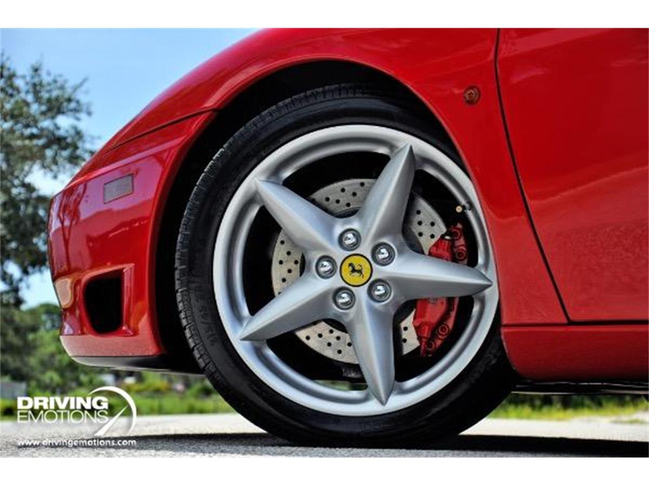 2001 Ferrari 360 Spider (CC-1369062) for sale in West Palm Beach, Florida