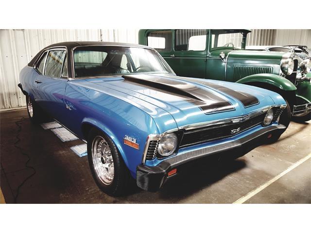 1969 Chevrolet Nova (CC-1369072) for sale in Arlington, Texas