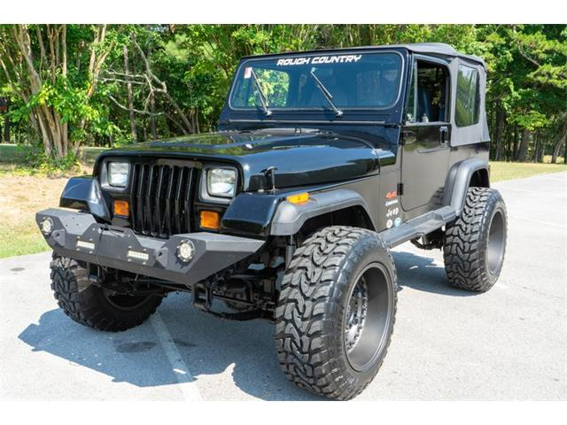 1993 Jeep Wrangler (CC-1369081) for sale in Lenoir City, Tennessee