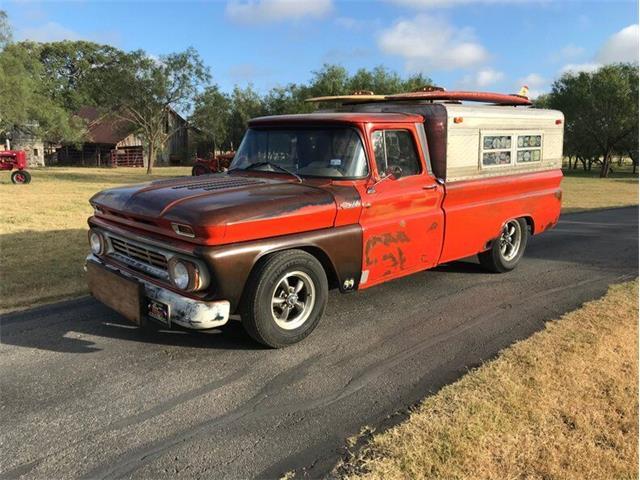 1962 Chevrolet 3100 (CC-1369090) for sale in Fredericksburg, Texas