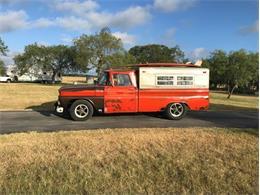 1962 Chevrolet 3100 (CC-1369090) for sale in Fredericksburg, Texas