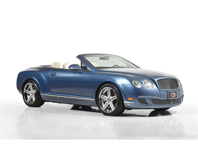 2010 Bentley Continental (CC-1369095) for sale in Farmingdale, New York