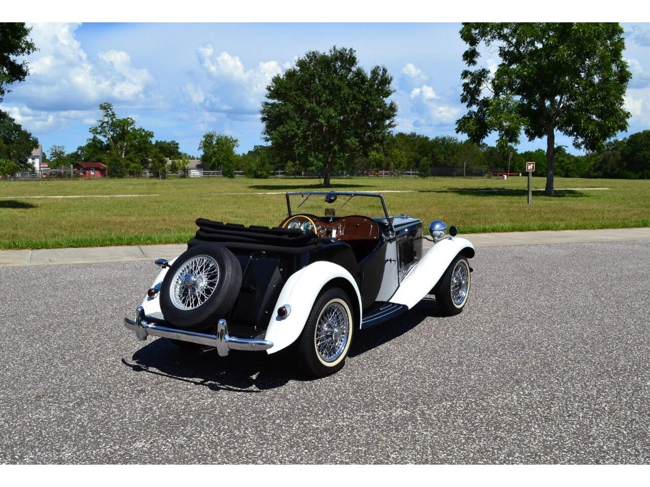 1953 MG TD (CC-1369111) for sale in Clearwater, Florida