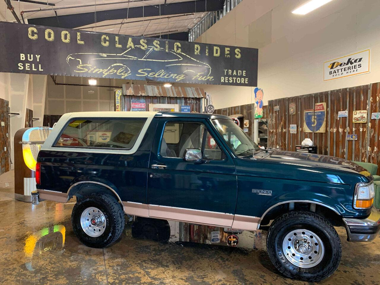 1994 Ford Bronco (CC-1369114) for sale in Redmond, Oregon