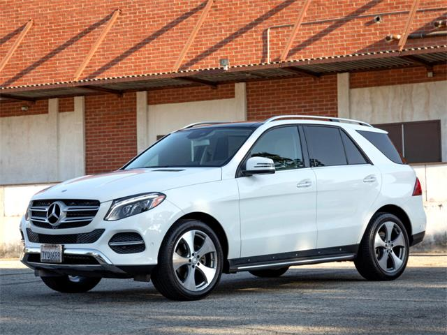 2017 Mercedes-Benz GL-Class (CC-1369120) for sale in Marina Del Rey, California