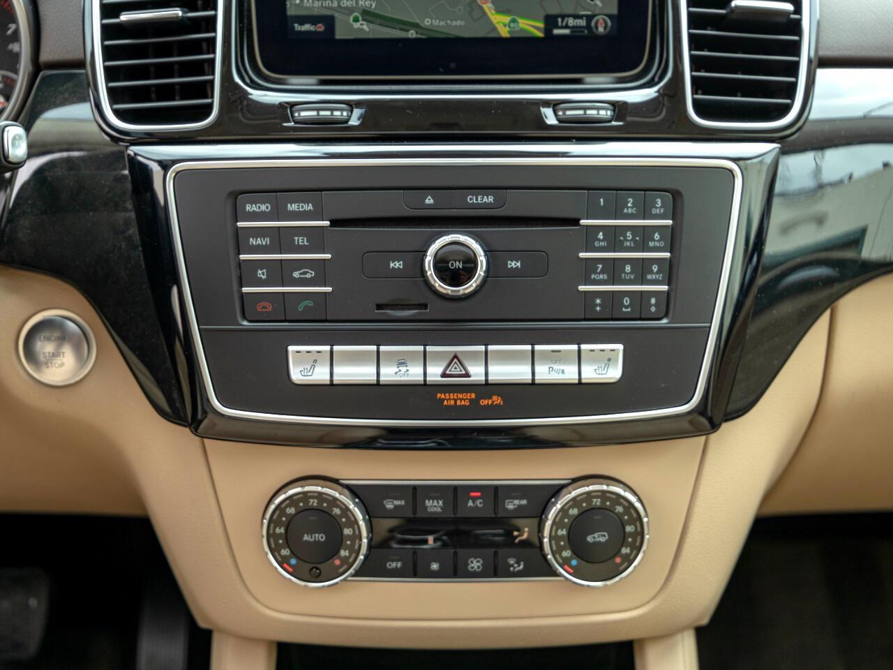 2017 Mercedes-Benz GL-Class (CC-1369120) for sale in Marina Del Rey, California