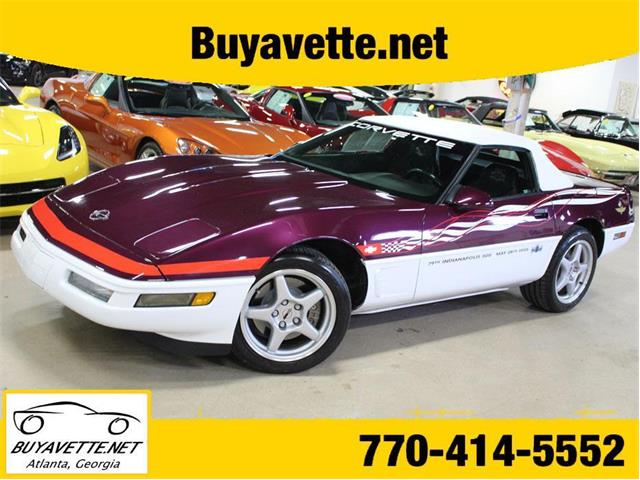 1995 Chevrolet Corvette (CC-1369133) for sale in Atlanta, Georgia