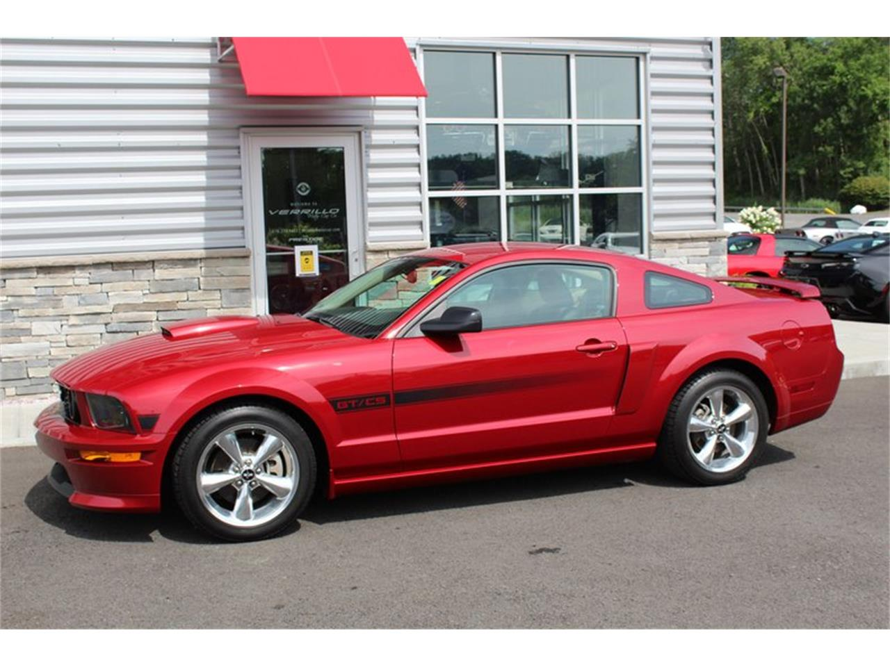 2008 Ford Mustang (CC-1369138) for sale in Clifton Park, New York