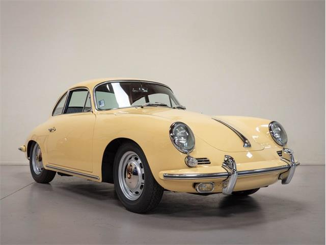 1965 Porsche 356 (CC-1369149) for sale in Fallbrook, California