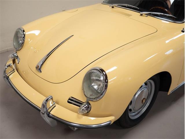 1965 Porsche 356 (CC-1369149) for sale in Fallbrook, California