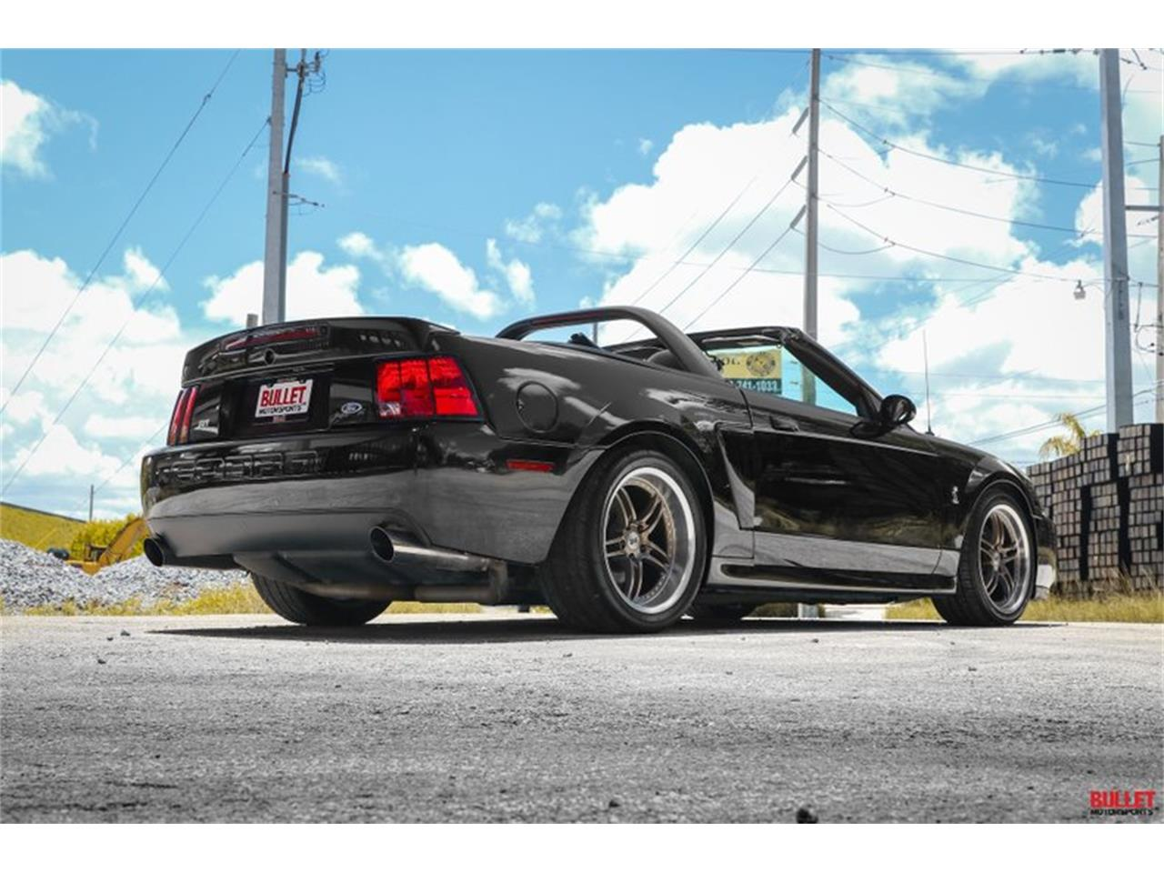 2003 Ford Mustang (CC-1369153) for sale in Fort Lauderdale, Florida