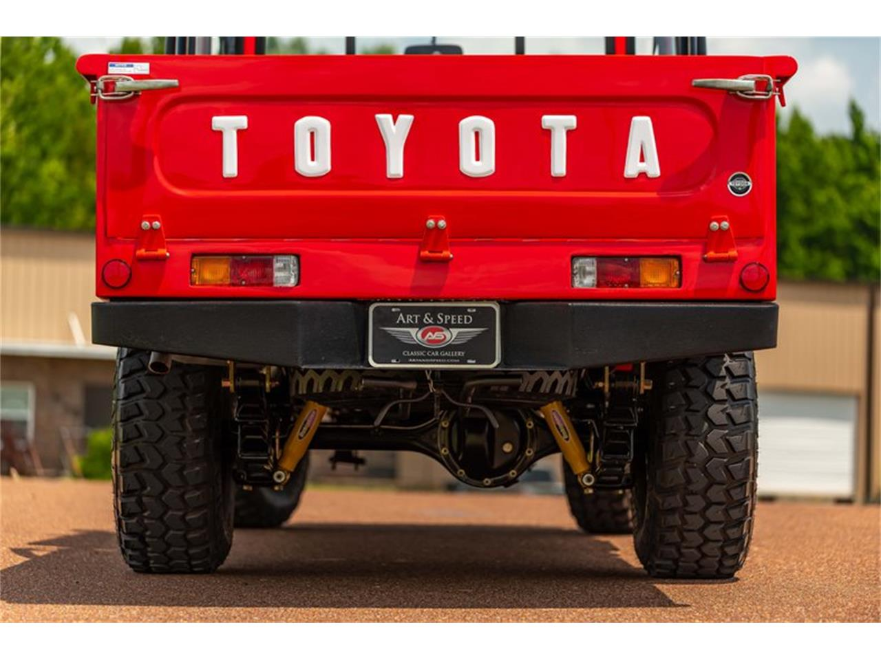 1982 Toyota Land Cruiser FJ (CC-1369159) for sale in Collierville, Tennessee