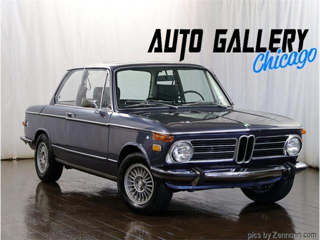 1973 BMW 2002 (CC-1369164) for sale in Addison, Illinois