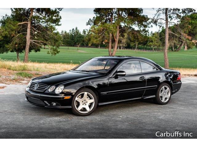 2004 Mercedes-Benz CL600 (CC-1360917) for sale in Concord, California