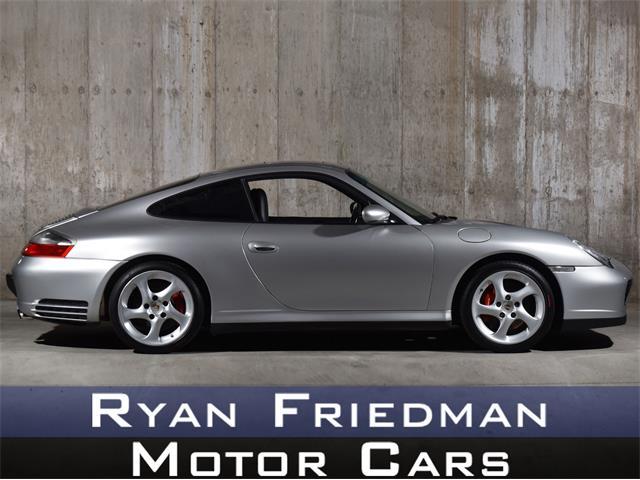 2002 Porsche 911 (CC-1369192) for sale in Valley Stream, New York