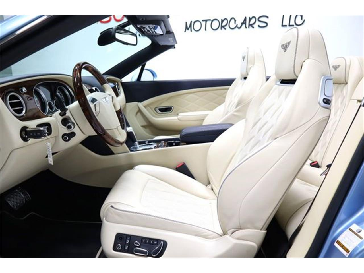 2014 Bentley Continental GTC V8 (CC-1369195) for sale in Scottsdale, Arizona
