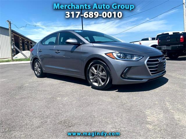 2018 Hyundai Elantra (CC-1369201) for sale in Cicero, Indiana