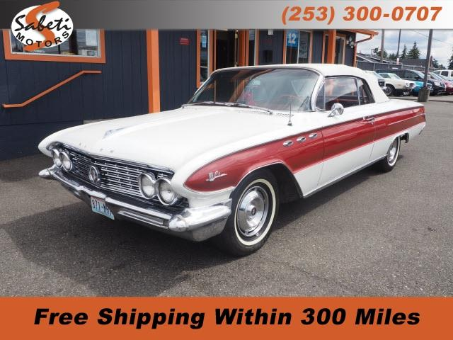1961 Buick LeSabre (CC-1369206) for sale in Tacoma, Washington