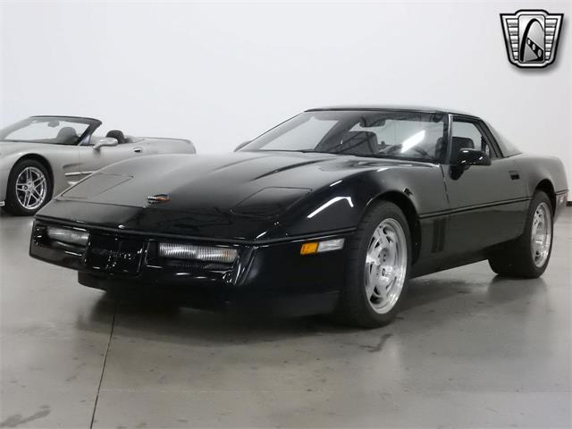 1990 Chevrolet Corvette (CC-1369209) for sale in O'Fallon, Illinois
