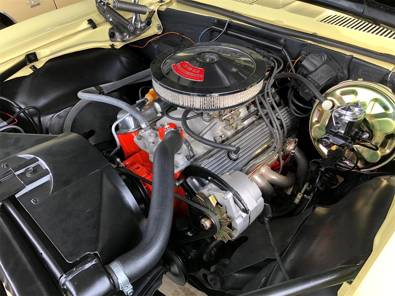 1968 Chevrolet Camaro SS (CC-1369217) for sale in Paris , Kentucky