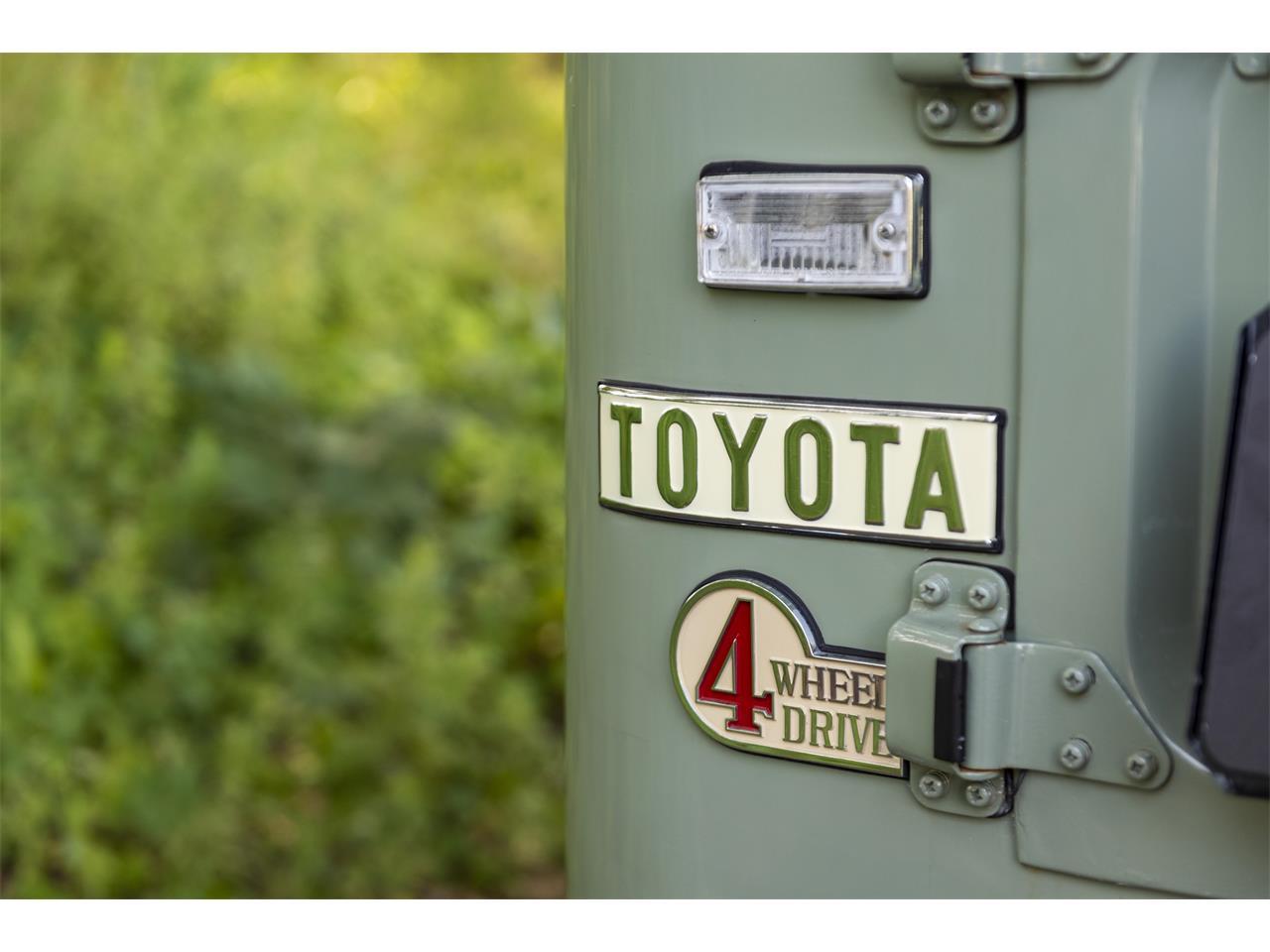 1970 Toyota Land Cruiser FJ40 (CC-1369232) for sale in Stratford, Connecticut