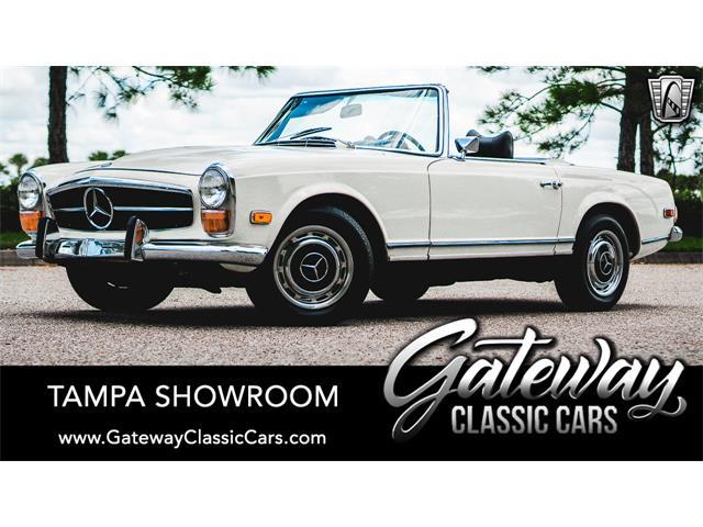 1971 Mercedes-Benz 280SL (CC-1369234) for sale in O'Fallon, Illinois