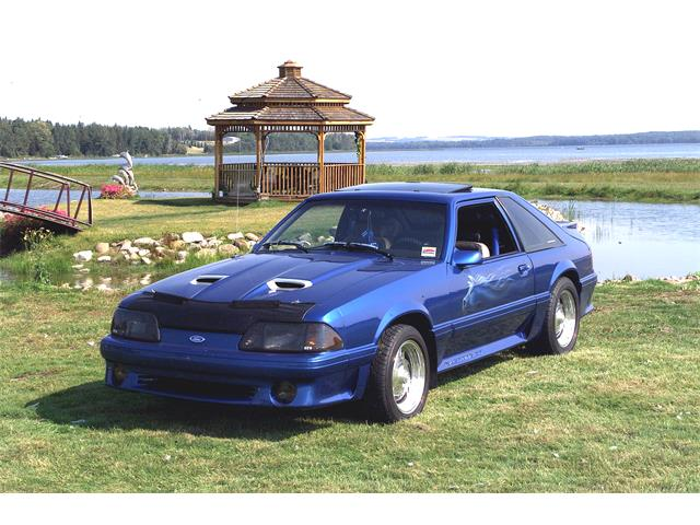 1992 Ford Mustang GT (CC-1369242) for sale in Edmonton, Alberta