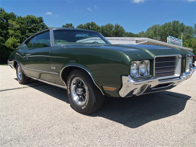 1971 Oldsmobile Cutlass (CC-1369245) for sale in Jefferson, Wisconsin