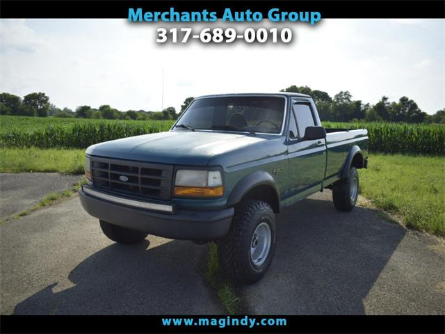 1996 Ford F150 (CC-1360925) for sale in Cicero, Indiana
