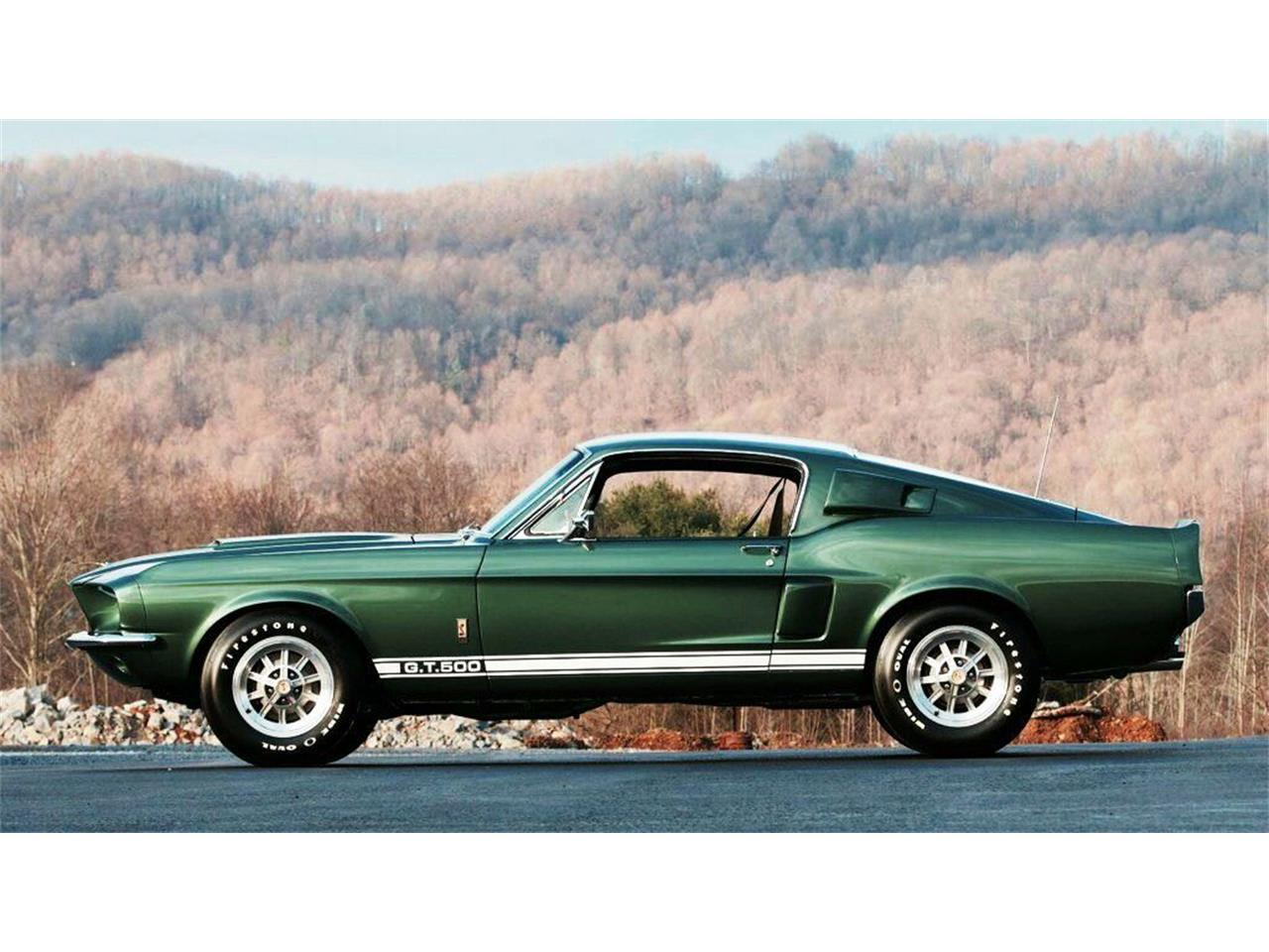 1967 Shelby Gt500 For Sale Classiccars Com Cc 1369260