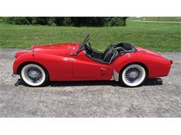 1960 Triumph TR3A (CC-1369269) for sale in WASHINGTON, Missouri