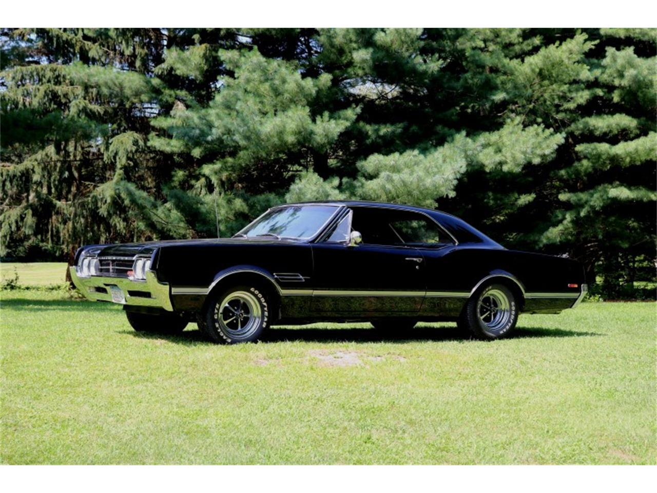 1966 Oldsmobile 442 (CC-1369280) for sale in Brighton, Michigan