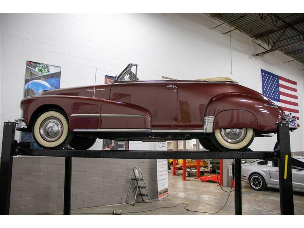 1948 Pontiac Streamliner (CC-1369293) for sale in Kentwood, Michigan